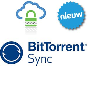 Webcatchers btSync container gesynchroniseerde backup